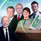 276 candidates are battling it out for 108 seats across 18 constituencies in the Northern Ireland Assembly election 2016.