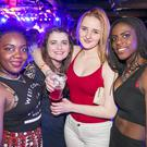 People out at the Limelight to see English rapper and MC, Stormzy. Thursday 14 April 2016. Liam McBurney/RAZORPIX