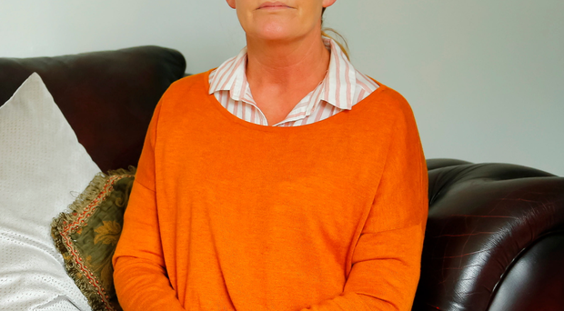 Josephine Joyce, her mother and daughter were confronted by gunmen in their home