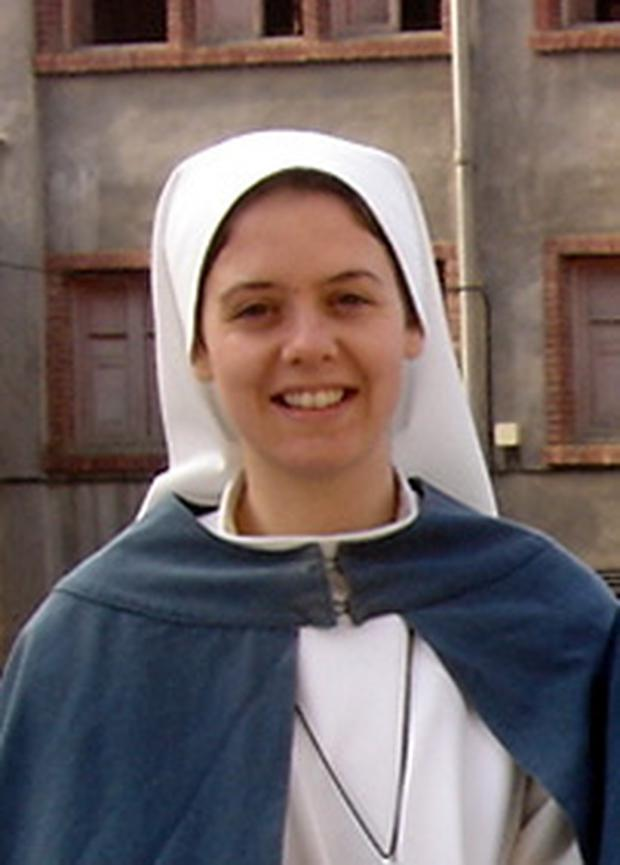 Sister Clare Theresa Crockett.