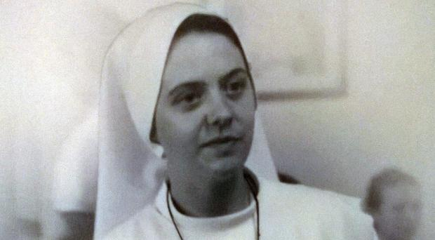 Sister Clare Theresa Crockett