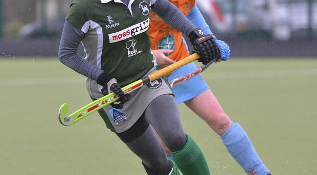 Swansong: Zoe Wilson hopes to end her Randalstown career by helping them win the play-offs