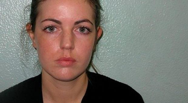 Lauren Cox, from Oxted in Surrey, pleaded guilty to five counts of sexual activity with a child under 18
