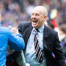 Success: Mark Warburton