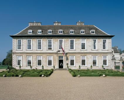 Stapleford Park is a country house in Stapleford, near Melton Mowbray in Leicestershire