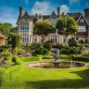 Hambleton Hall is a Victorian country house hotel in Oakham