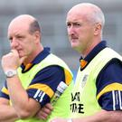 Management duo: Terence McNaughton and Dominic McKinley