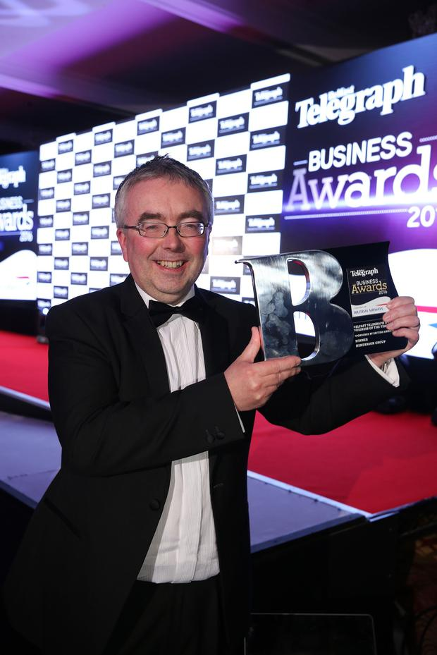 Belfast Award Winning Hair Beauty Salon Riah Hair: In Pictures: Belfast Telegraph Business Awards