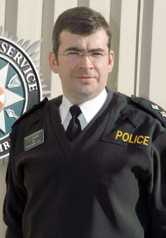 Deputy Chief Constable Drew Harris