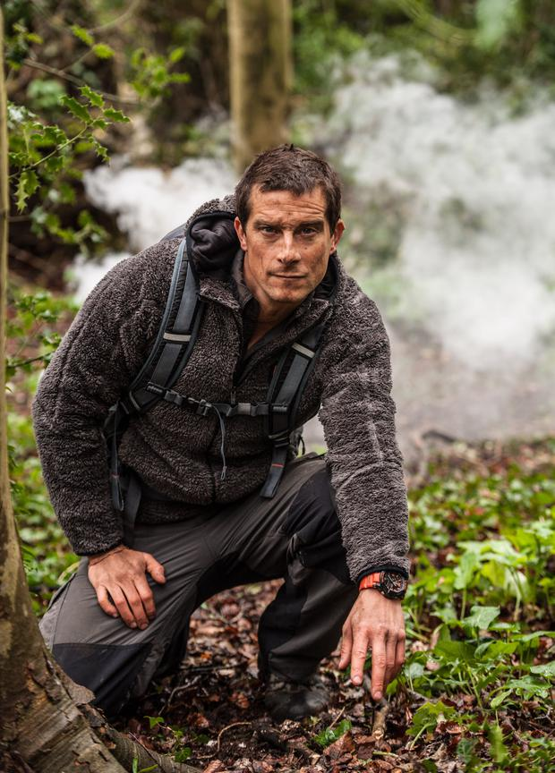 Bear Grylls bring his one-man show Endeavour to Belfast.