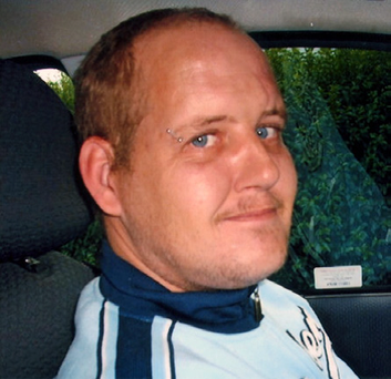 Mark Gourley went missing in 2009.
