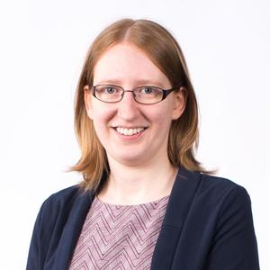 Claire Thomson, assistant manager, audit