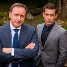Newcomer Nick Hendrix is set to star as DS Jamie Winter, joining DCI John Barnaby (Neil Dudgeon, left). Photo: Bentley Productions/ITV/PA Wire