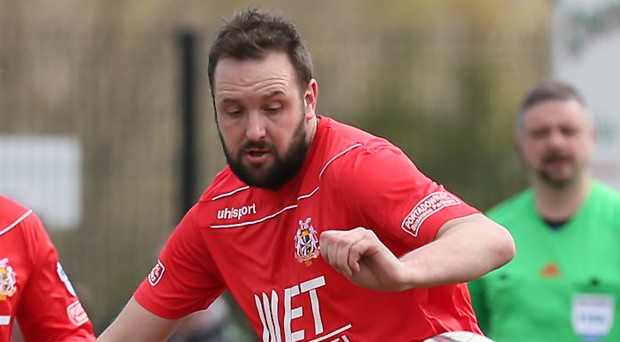 Investigation: Portadown midfielder Tim Mouncey