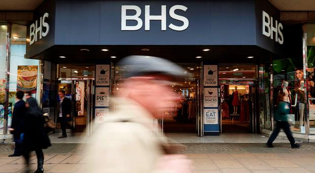 Fearful BHS customers who paid upfront for goods from the collapsing department store are still entitled to receive them, according to a business watchdog
