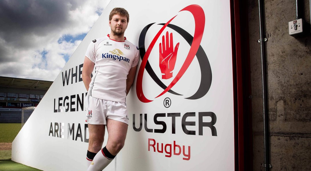 Title tilt: Iain Henderson wants to end Ulster's trophy drought