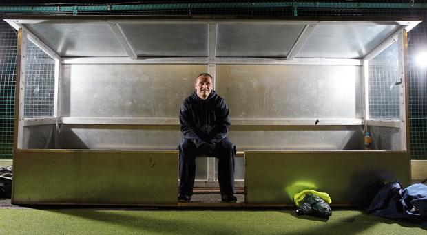 Star maker: Jim Magilton is mapping out a route to the top for Northern Ireland's most promising youngsters