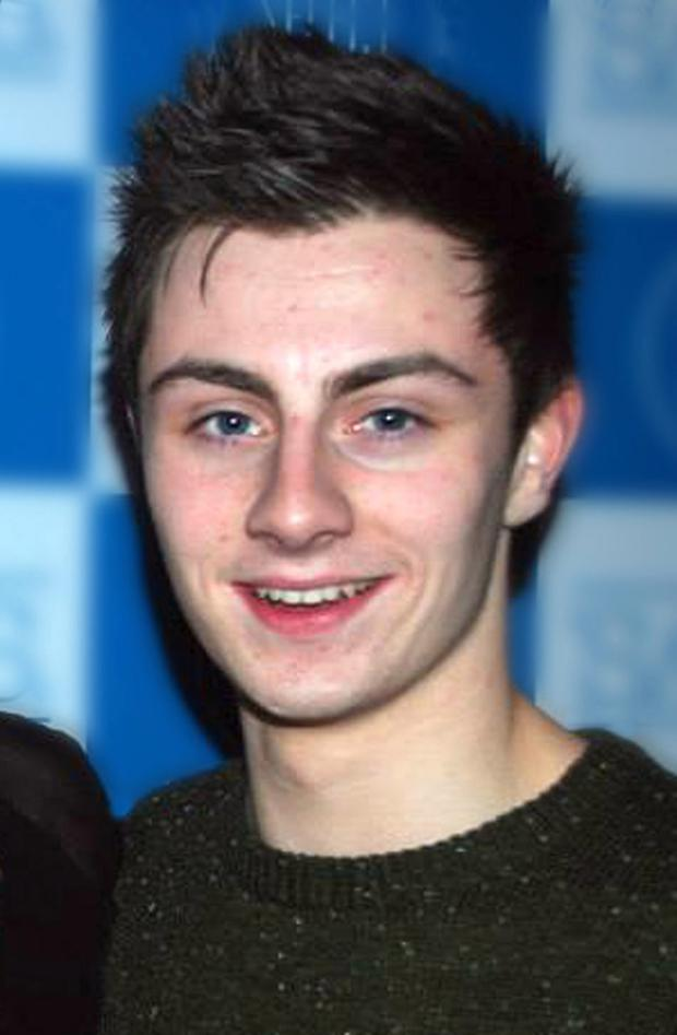 Tragic Enda Dolan was killed as he walked along the Malone Road in 2014