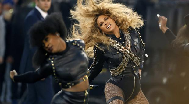 Show-stopper: Beyonce has been making headlines with her new album
