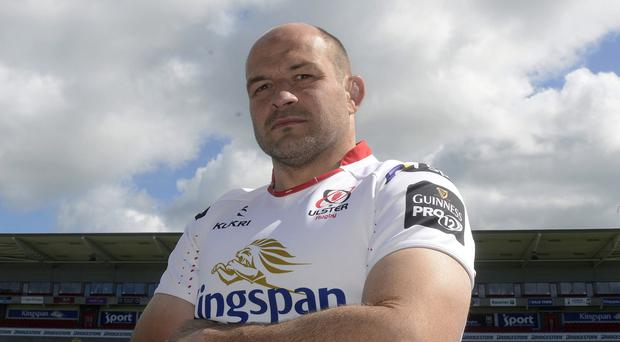 Battlecry: Ulster's Rory Best