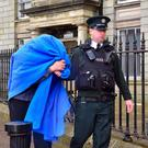Man appears in court charged with Dungannon park rape A man has appeared in court charged with the rape of a female at Peatland Park in Dungannon. 23 Year old James Wright from Dungannon has been remanded in custody to appear again on the 18th of May. Photo: Mark Winter / Pacemaker Press