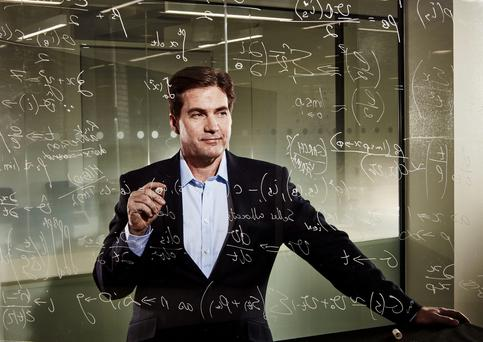 Undated handout photo of Dr Craig Wright, the man who claimed to be the inventor of Bitcoin. PA