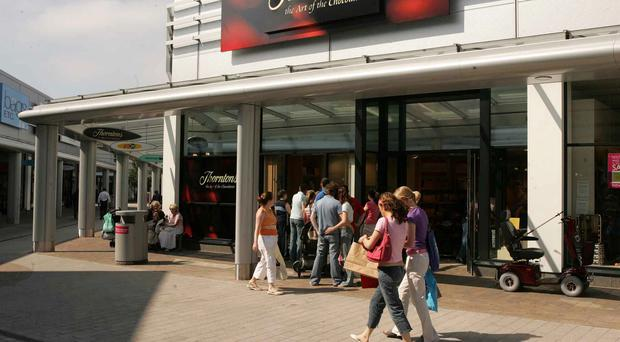 The purchase of Junction One retail park was one of several big transactions