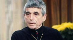 Daniel Berrigan. (AP Photo/Dave Pickoff)