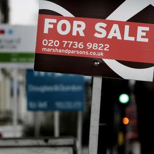 68,000 homes in Northern Ireland are in negative equity