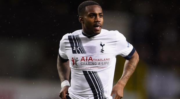 Apology: Tottenham's Danny Rose