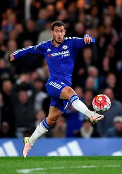 Planning ahead: Eden Hazard
