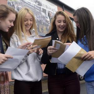 Five Northern Ireland schools achieved a GCSE pass rate of 100% in the 2014/15 academic year