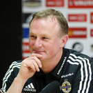 Michael O'Neill says Leicester's triumph can inspire Northern Ireland at the Euros