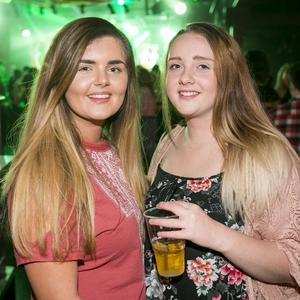 People out at the Limelight for Circus. 3rd May 2016. Liam McBurney/RAZORPIX