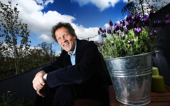 Gardeners' World presenter Monty Don