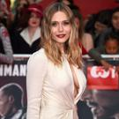 "Red carpet treatment: Elizabeth Olsen arrives for UK film premiere ""Captain America: Civil War"""
