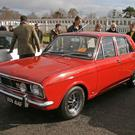 Ford Cortina MkII 1600E. Photo by Brian Snelson