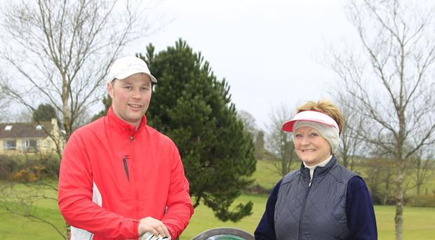 Adam Hunniford & Vera Ellingham (Co Armagh Golf Club)