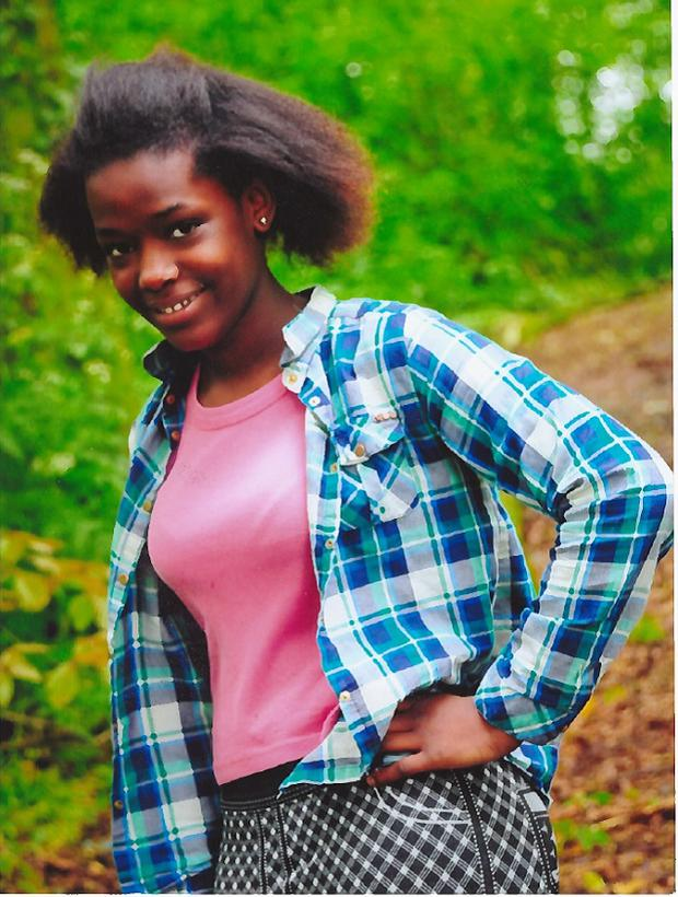 Missing 13-year-old Fatima Quebe was last seen on Thursday in Cookstown