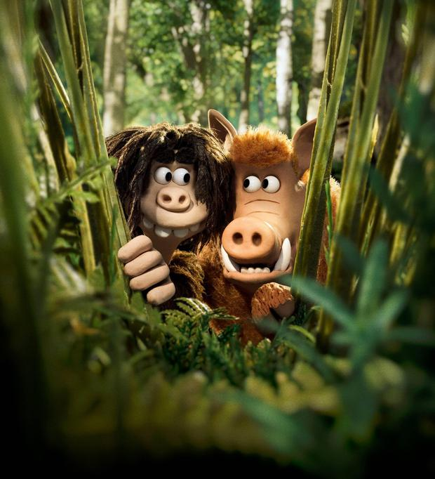 Early Man is the brainchild of director and animator Nick Park