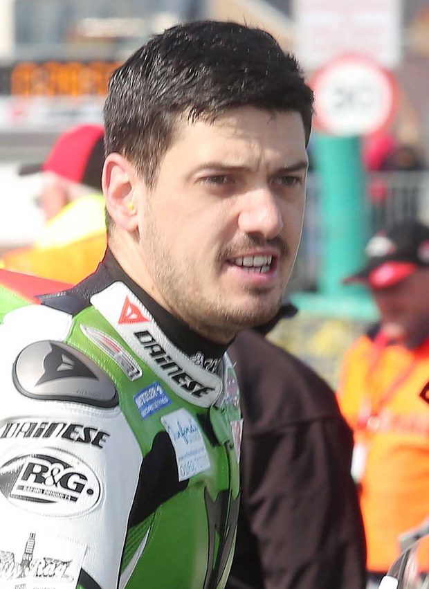 James Hillier has been competing at the NW200 since 2010