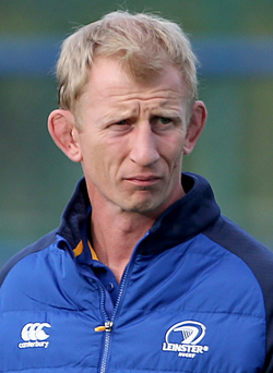 Tough loss: Leo Cullen admitted the defeat at Kingspan was hard to take