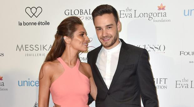 PARIS, FRANCE - MAY 09: (L-R) Cheryl Fernandez-Versini and Liam Payne attend the Global Gift Gala Photocall at the Hotel Georges V on May 09, 2016 in Paris, France. (Photo by Kristy Sparow/Getty Images)