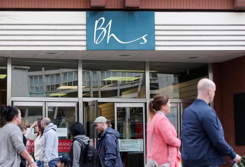 Delaying a decision to review business rates is partly to blame for the collapse of BHS, property experts have claimed