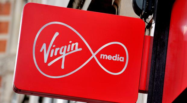 Telecoms giant Virgin Media added 55,000 customers in the first three months of 2016