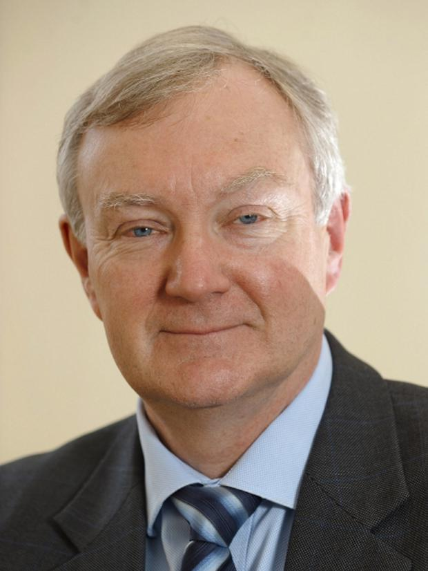 EEF chief executive Terry Scuoler