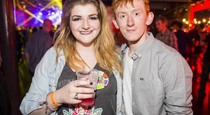 People out at the Limelight for Circus. Tuesday 10th May 2016. Picture by Liam McBurney/RAZORPIX