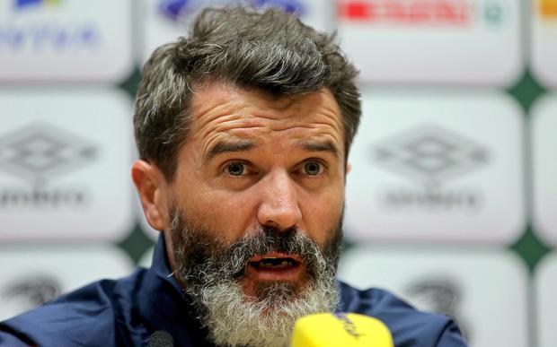 Tipped for Celtic role: Roy Keane