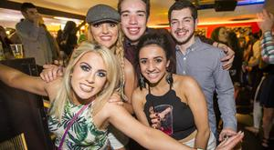 People out for Bot Wednesday's. 11th May 2016. Picture by Liam McBurney/RAZORPIX