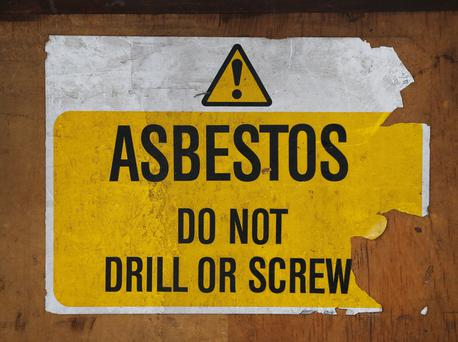 Almost 70,000 Housing Executive properties in Northern Ireland have asbestos. File image